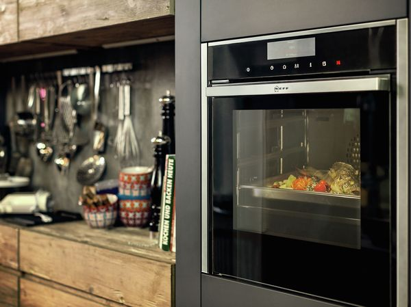 Neff Slide and Hide Ovens