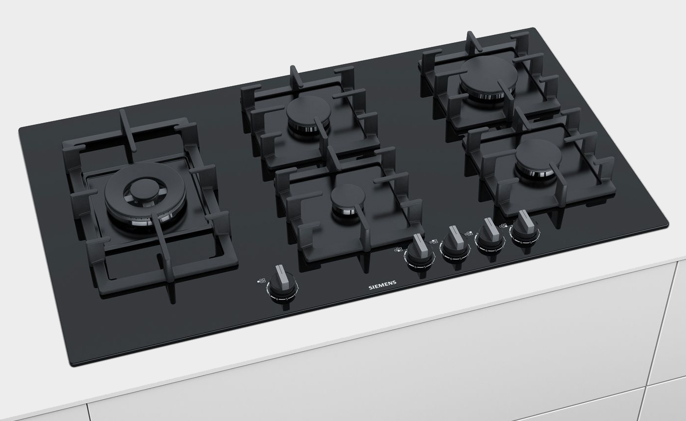which gas hob, small electric cooker