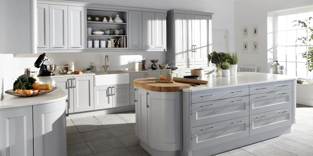 logik cooker, kitchen designs uk